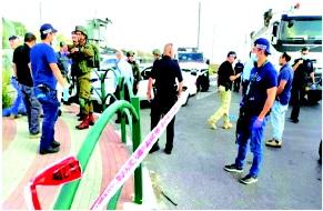 અલ-ખલીલમાં એક પેલેસ્ટીનીએ જાયોની સૈનિકો પર છરીથી હુમલો કર્યો, ફાયરિંગમાં શહીદ