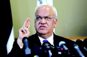 PLO મહાસચિવ કોરોનાના કારણે ગંભીર સ્થિતિમાં