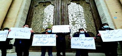 ઈરાન : વિજ્ઞાનીની હત્યાનો બદલો લેવા દબાણ વધી રહ્યું છે