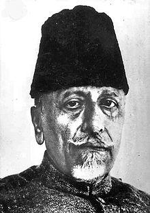 આઝાદ ભારતના પ્રથમ શિક્ષણ મંત્રી મહાન ભારતીય મૌલાના અબુલ કલામ આઝાદની યાદ