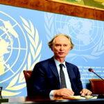 UN : સીરિયન લોકો એકલા યુદ્ધ રોકી શકતા નથી, વૈશ્વિક સહાયતા મહત્ત્વપૂર્ણ