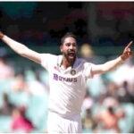 મોહમ્મદ સિરાજ, ચાર અન્ય ભારતીય ક્રિકેટર આઈસીસી પ્લેયર ઓફ મન્થ એવોર્ડ માટે નોમીનેટ