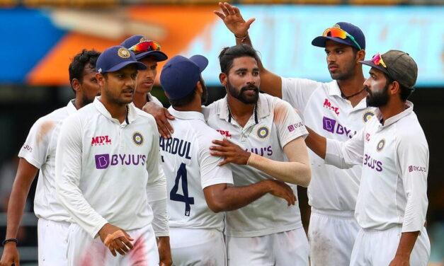 ભારતના જાદુથી ગાબાના ગઢનો નાશ થયો : ધ ઓસ્ટ્રેલિયન વર્લ્ડ મીડિયામાં ભારતીય ટીમના વખાણ ઓસ્ટ્રેલિયન્સનું અભિમાન તોડ્યું