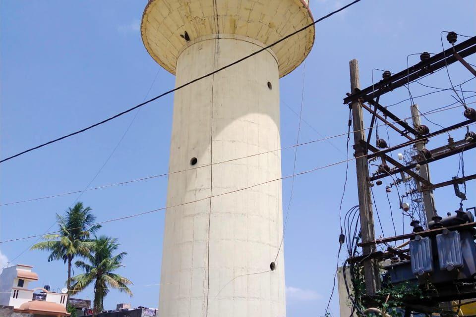 પાવીજેતપુરમાં ૧.૫ કરોડના ખર્ચે બનેલી પાણીની ટાંકી કાર્યરત કરવાની કવાયત શરૂ