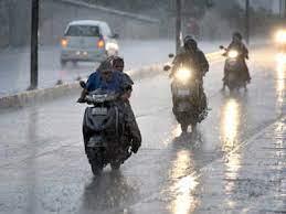 રાજ્યમાં આજથી ત્રણ દિવસ ભારેથી અતિ ભારે વરસાદની આગાહી : બે દિ' સાર્વત્રિક