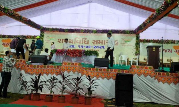 ગુજરાત ભાજપમાં અસંતોષને લઈ મંત્રીમંડળની શપથવિધિ હવે આજે યોજાશે