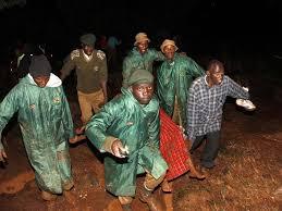 કેન્યામાં ડેમ ફાટતાં ર૭ લોકોનાં મોત