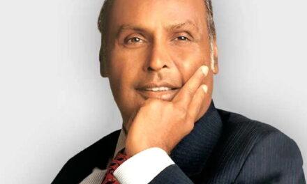 રિલાયન્સ ઈન્ડસ્ટ્રીઝની સ્થાપના કરનાર ભારતીય ઉદ્યોગ સમ્રાટ ધીરૂભાઈ અંબાણી