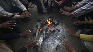 ગુજરાત પર હાડ થીજવતી ઠંડીનું આક્રમણ જારી, નલિયામાં સૌથી વધુ ૩.૮ ડિગ્રી નોંધાઈ