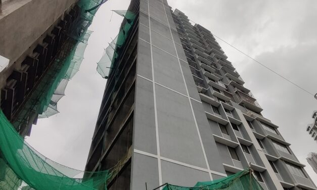 મુંબઇના વર્લીમાં મકાનની લિફ્ટ ધરાશાયીઃ ૫ના મોત, ૧ ઘાયલ
